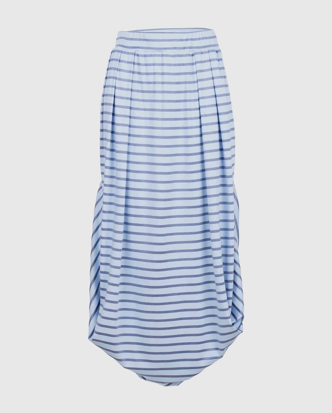 Ereda Голубая юбка 241498L изображение 2