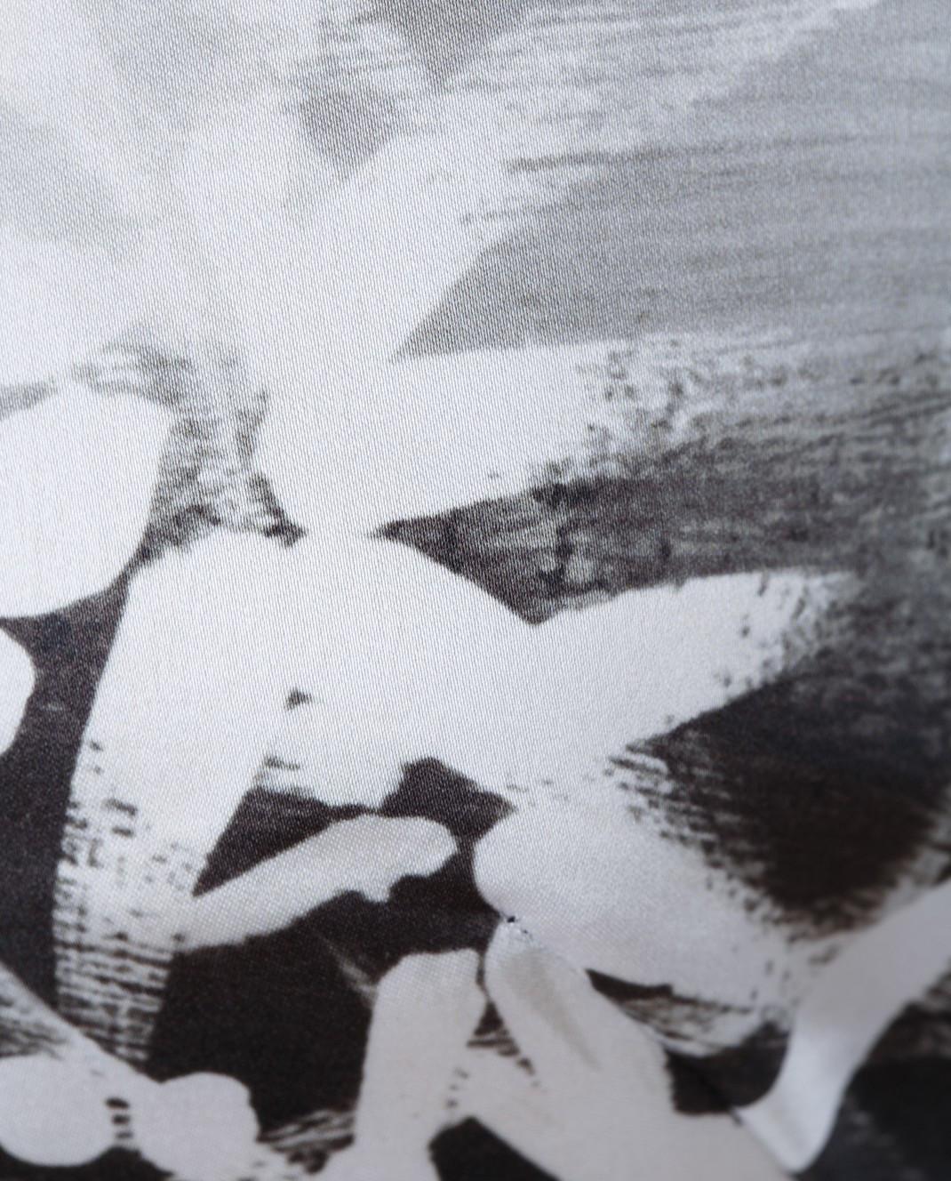 Alexander Terekhov Серое платье из шелка изображение 5
