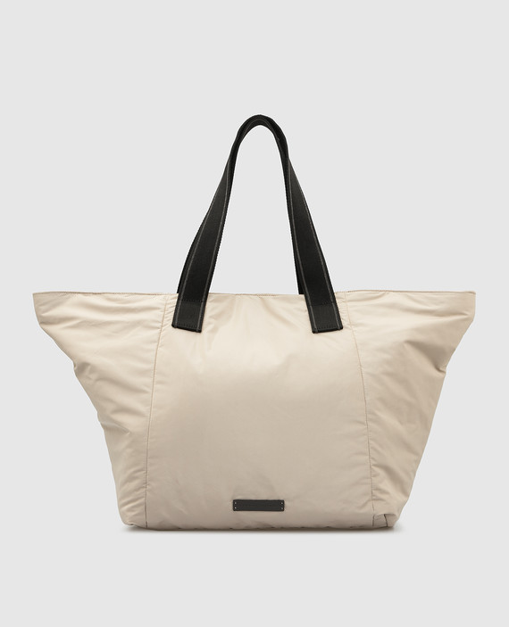 Светло-бежевая сумка