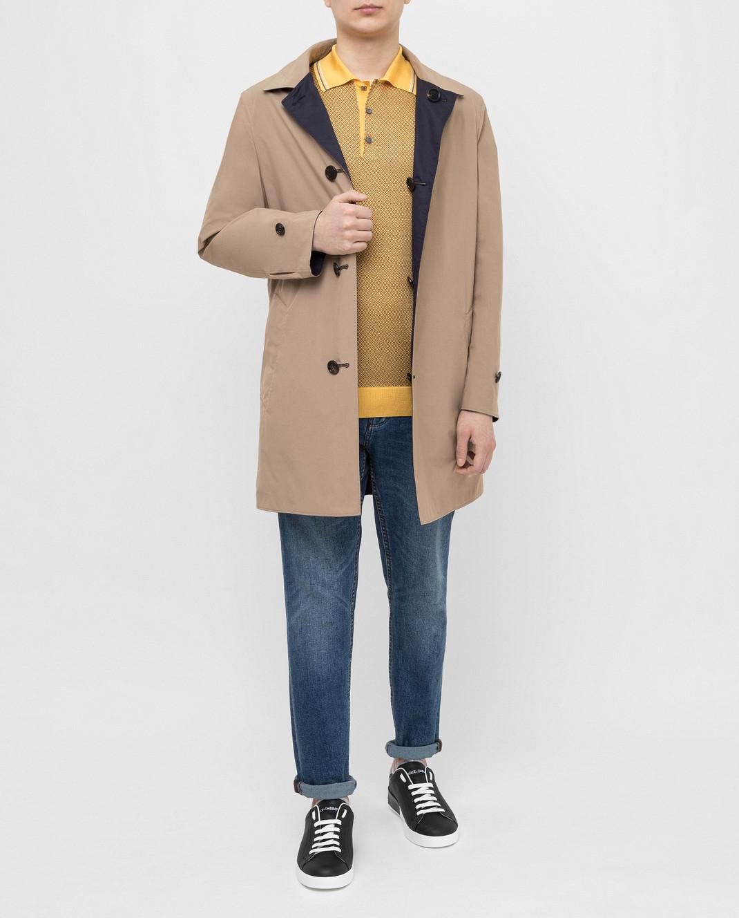 Brunello Cucinelli Двухстороннее пальто MD4506148 изображение 2