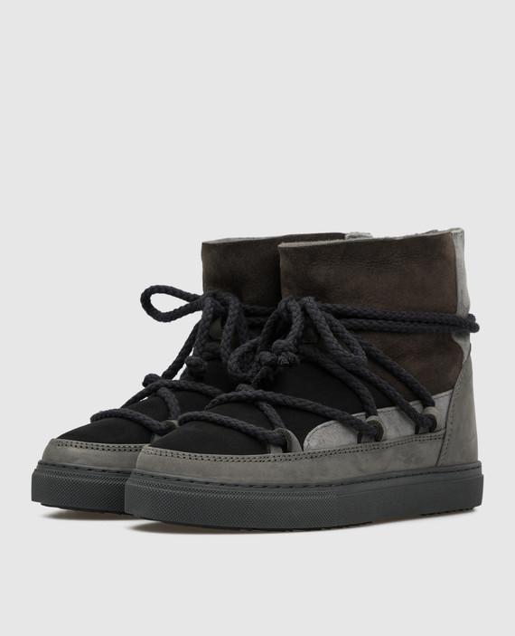 Детские ботинки на меху hover