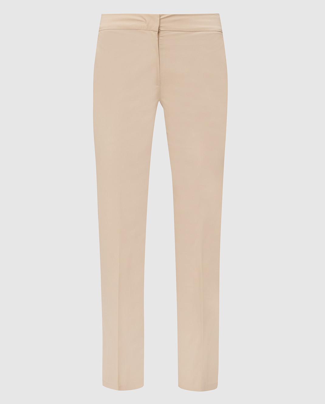 Twin Set Бежевые брюки 191TT2231