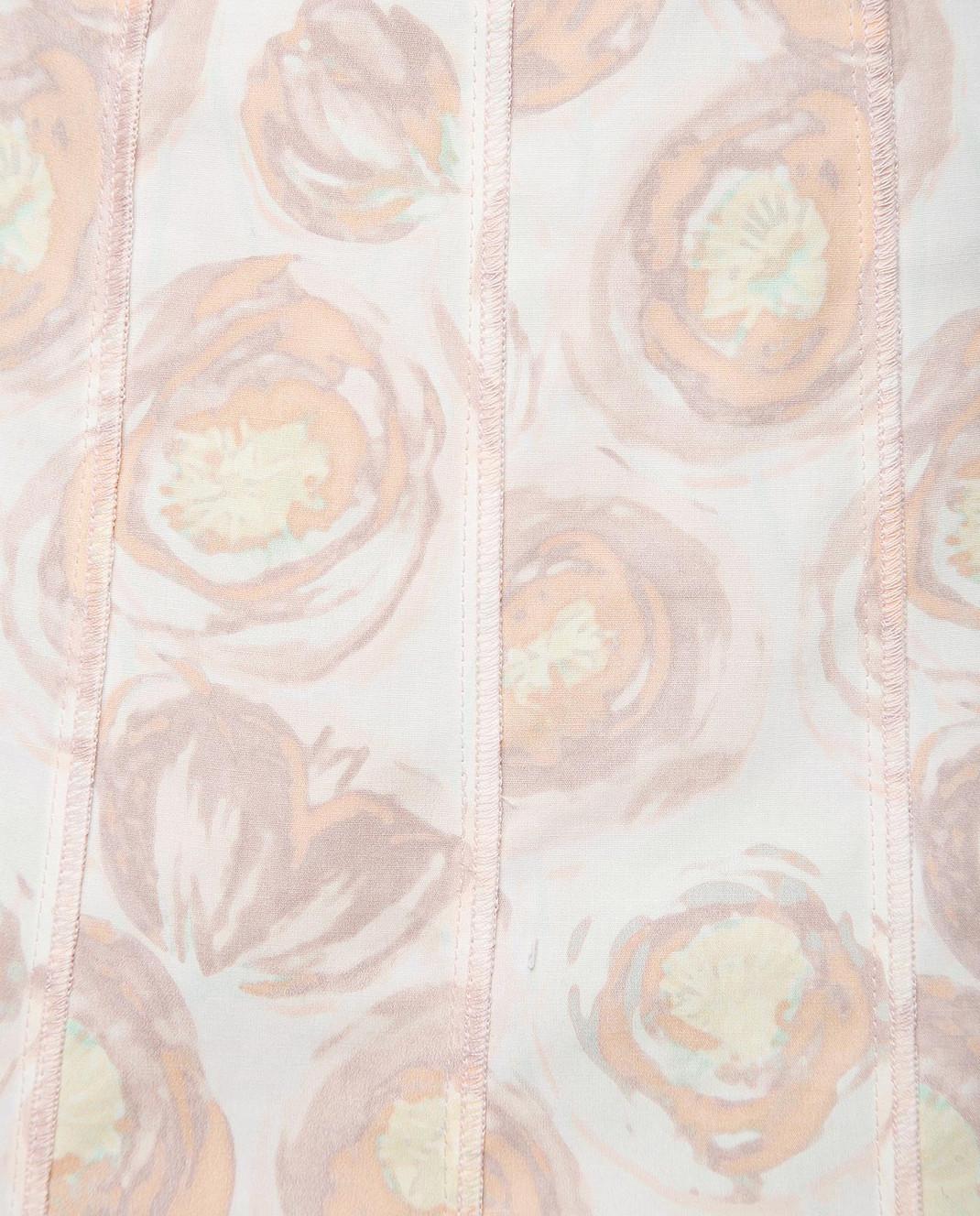 Marc Jacobs Светло-бежевая юбка M4007208 изображение 5