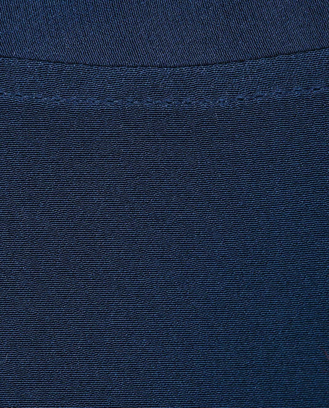 Chloe Синяя блуза 17SHT31 изображение 5