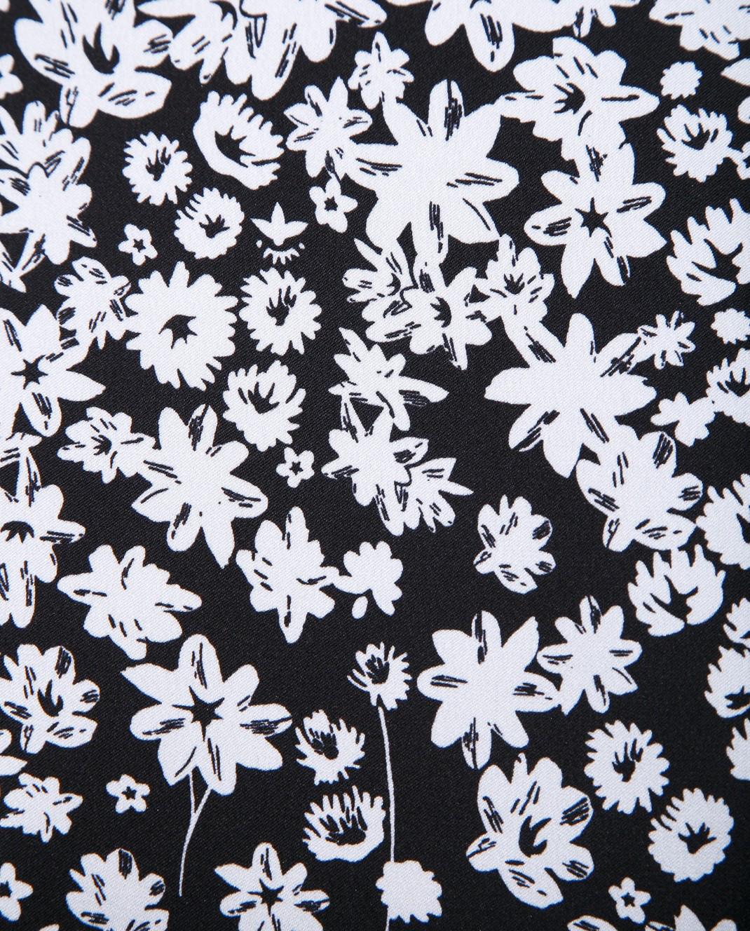 Alexander Terekhov Черное платье из шелка D123 изображение 5