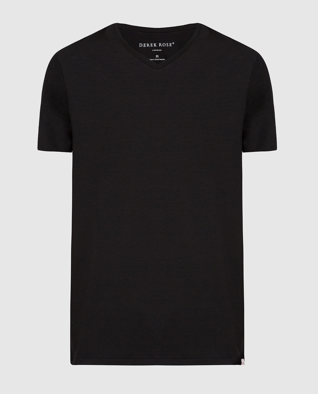 Derek Rose Черная футболка 3083BASE001
