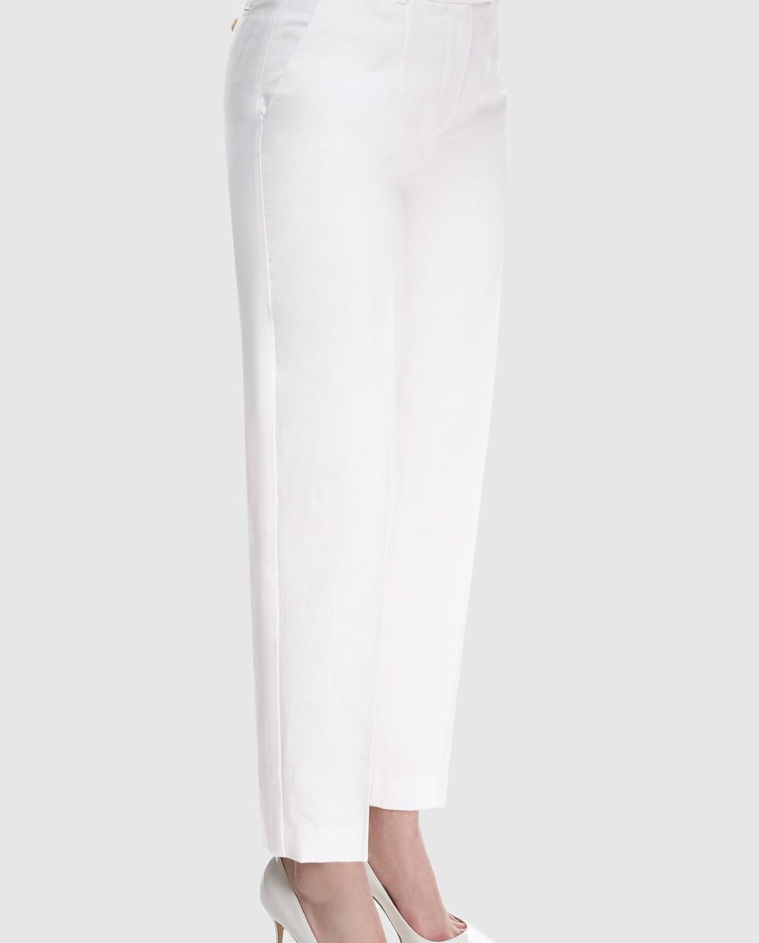 Alexander Terekhov Белые брюки P119 изображение 4