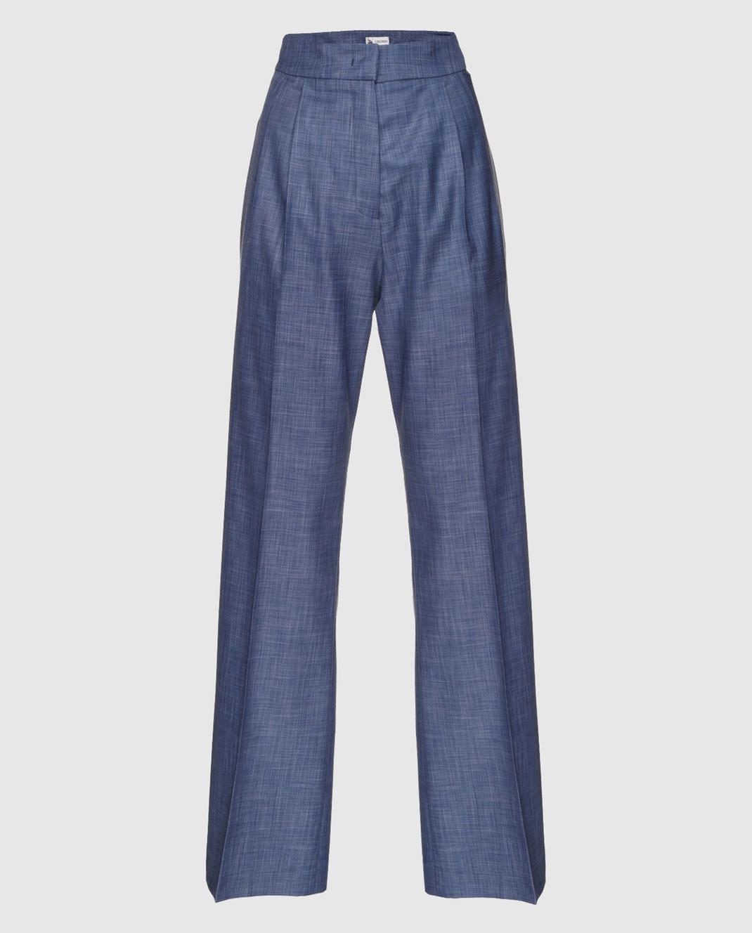 COLOMBO Синие брюки изображение 1
