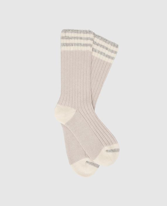 Носки из кашемира hover