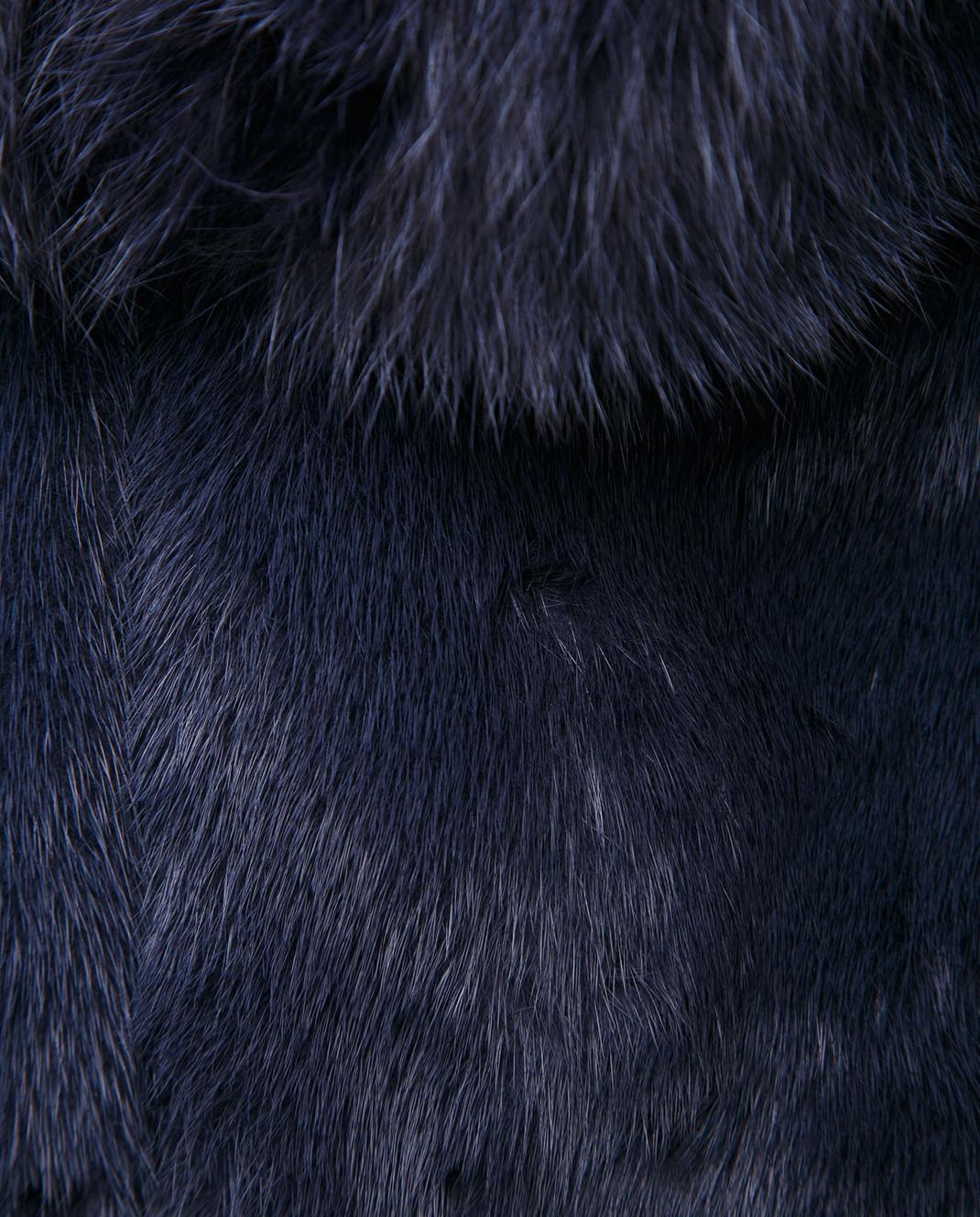Fabio Gavazzi Парка из шерсти и кашемира и двусторонний жилет с мехом норки и лисы на молнии 9TV000I18FG101PIVR изображение 7
