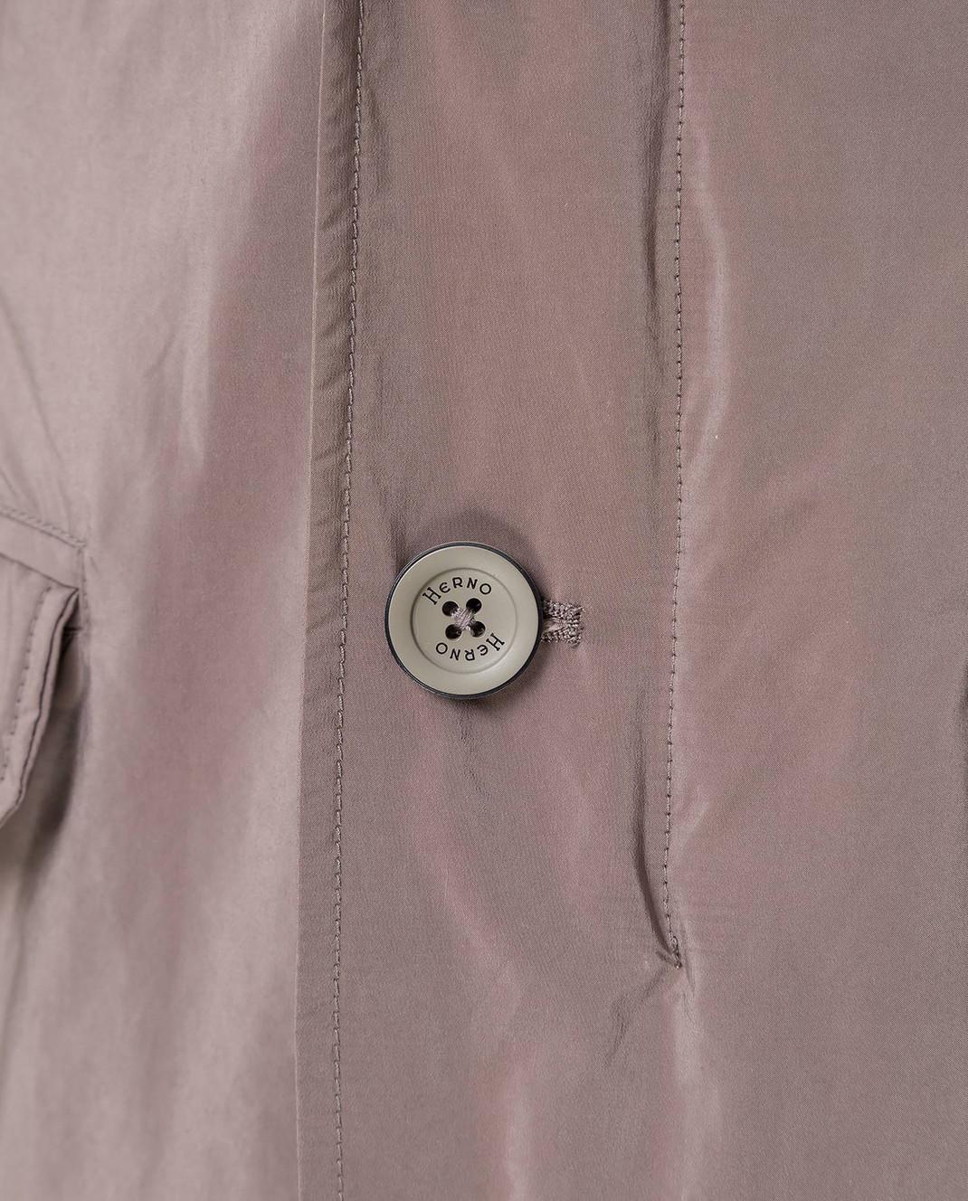 Herno Светло-коричневая куртка GA0074U изображение 5