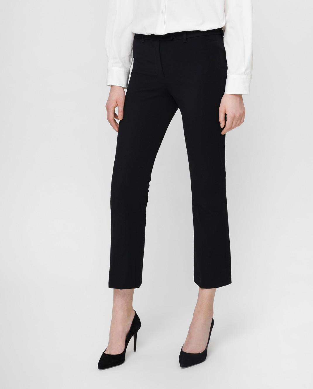 Max Mara Черные брюки изображение 3