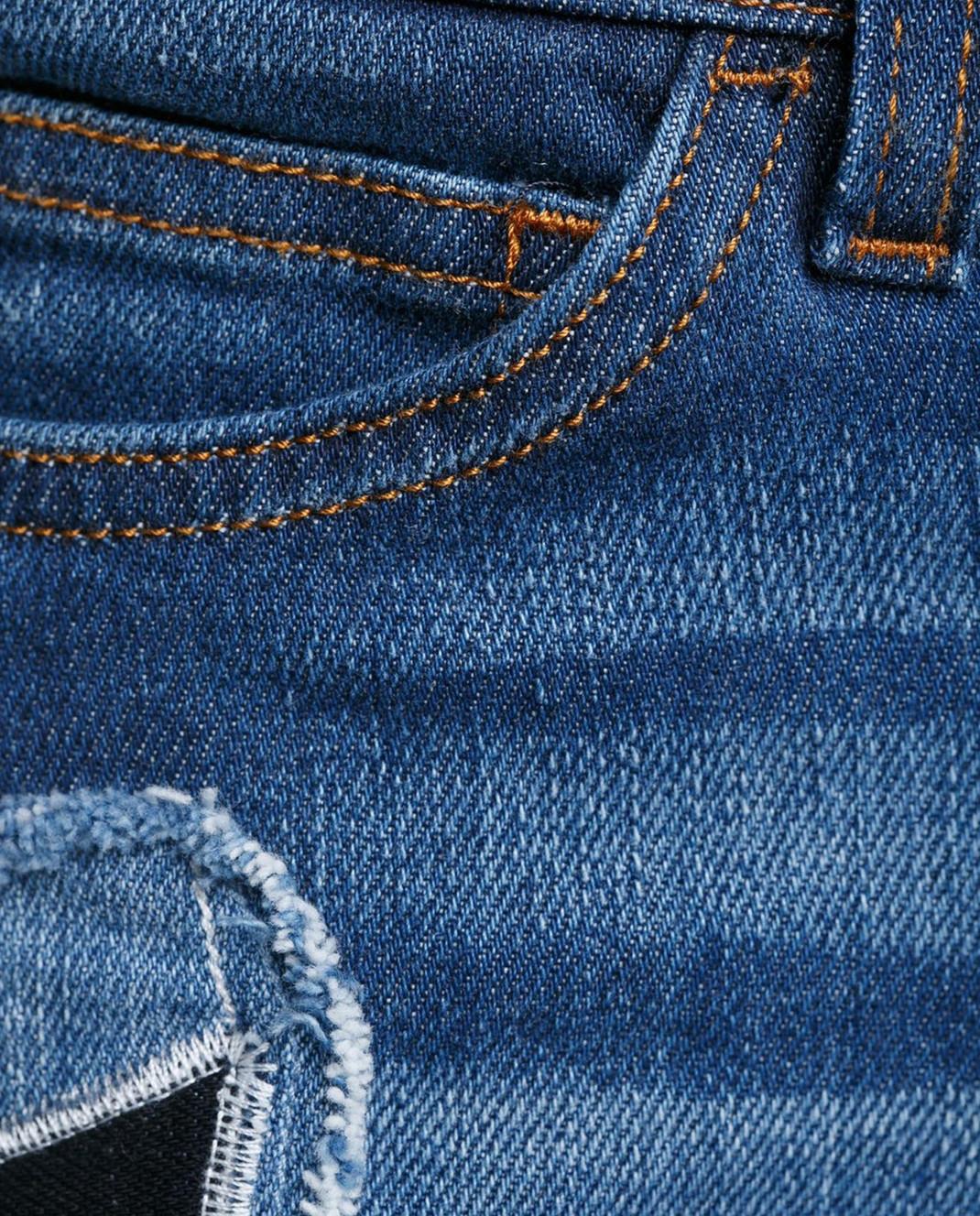 Dolce&Gabbana Синие джинсы FTAY1DG888B изображение 5