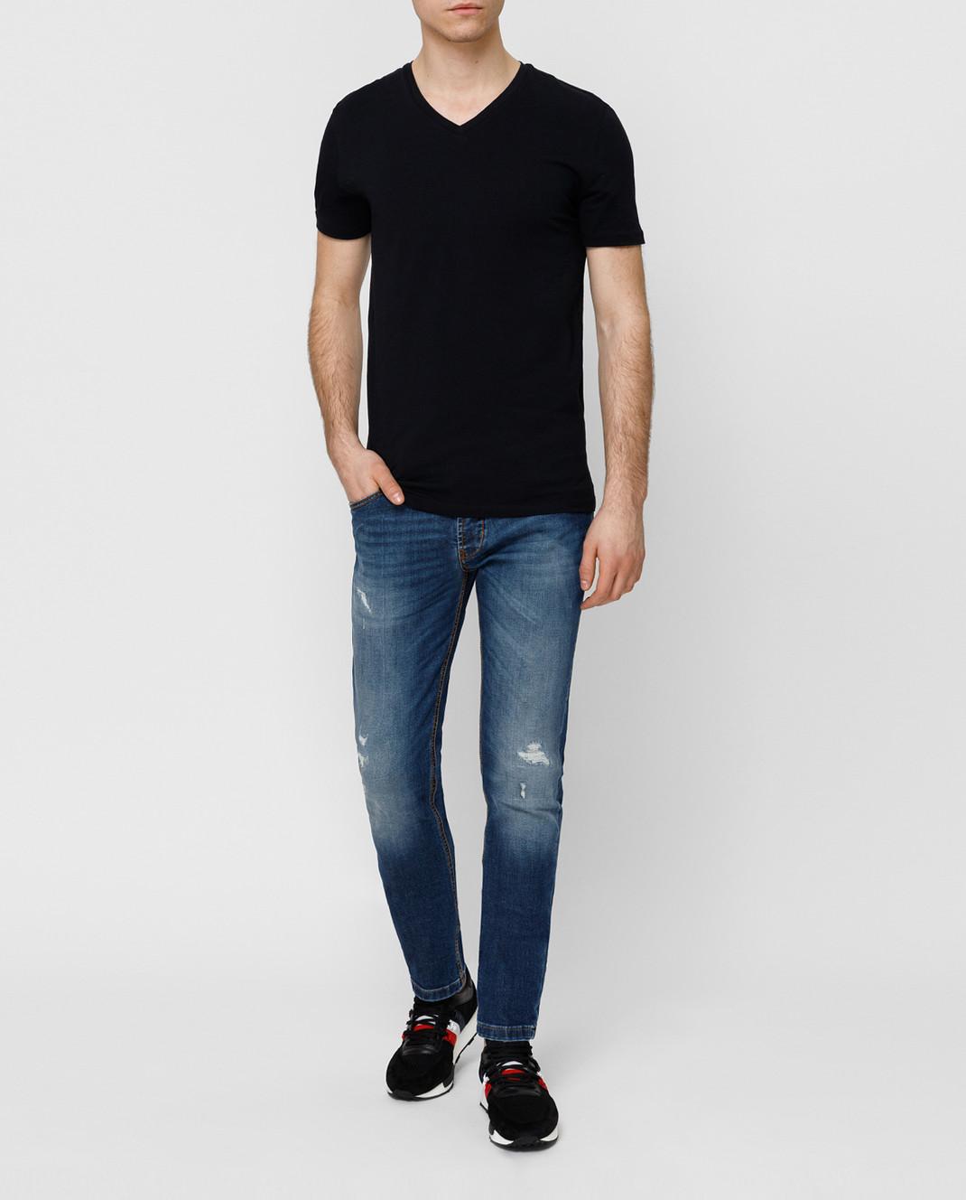 Fradi Синие джинсы 192JYF512182 изображение 2