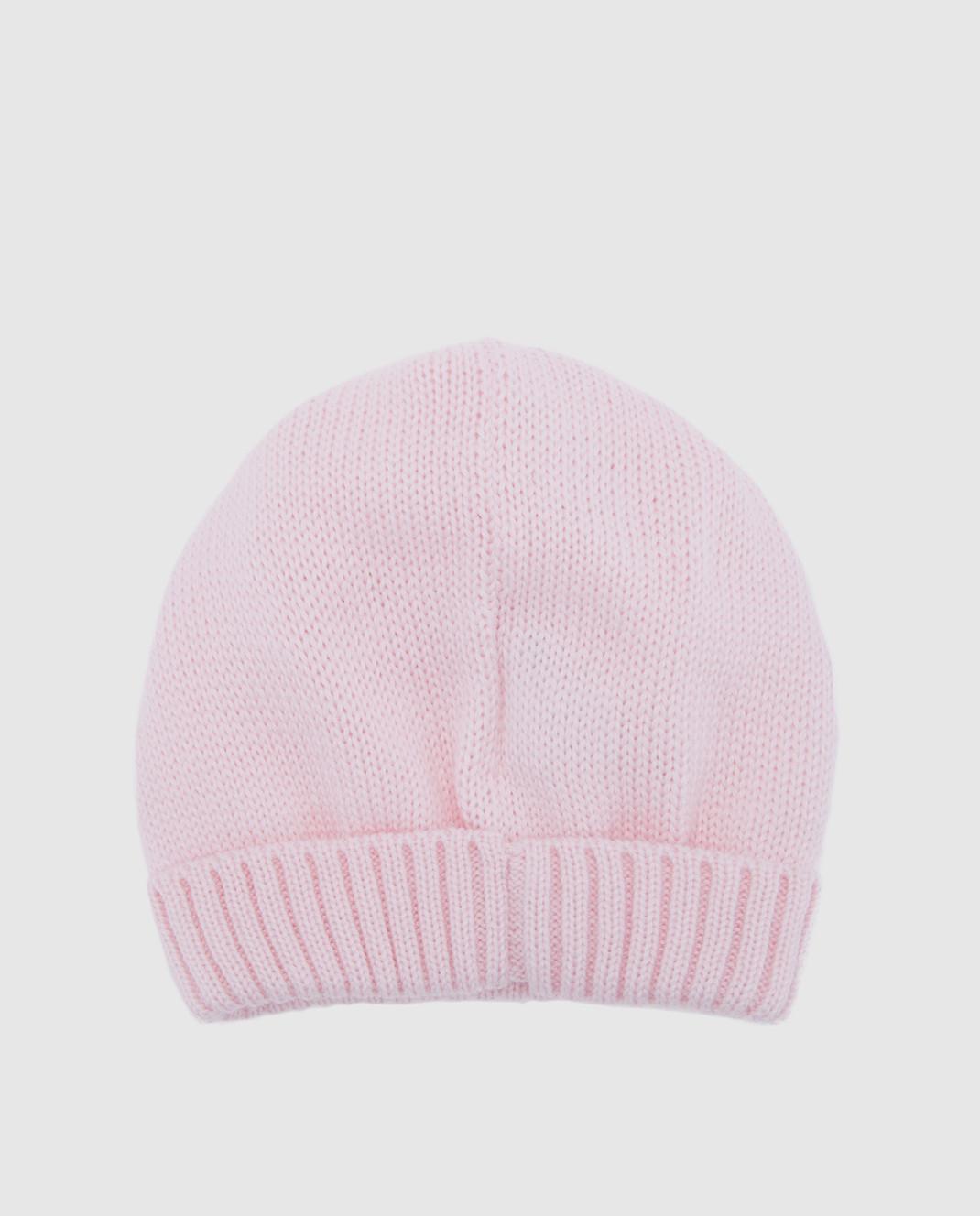 Catya Детская розовая шапка 721541 изображение 2