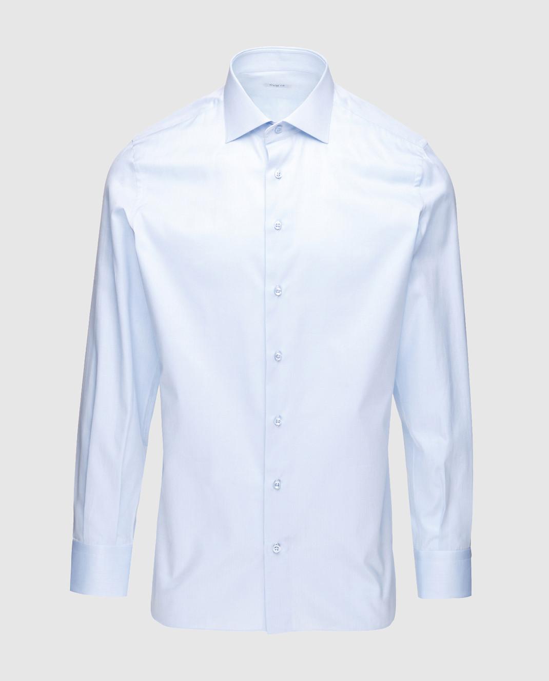 Marol Голубая рубашка 9723