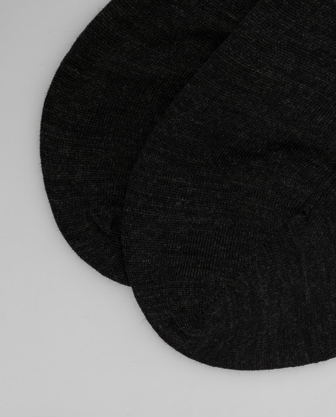 RiminiVeste Темно-серые носки из шерсти WN8011EMINENCE изображение 3