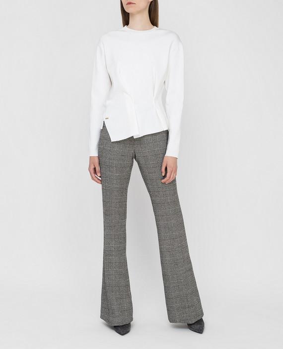 Серые брюки hover