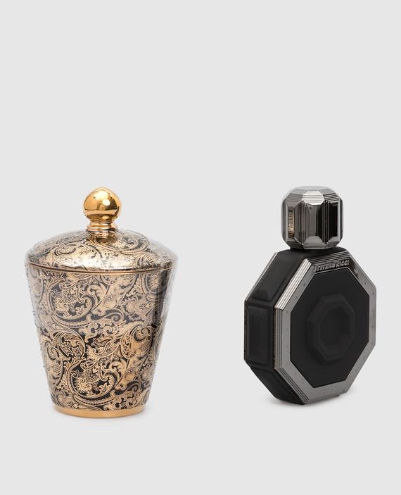 Подарочный набор: парфюмированная вода Royal Eagle Black и ароматическая свеча hover
