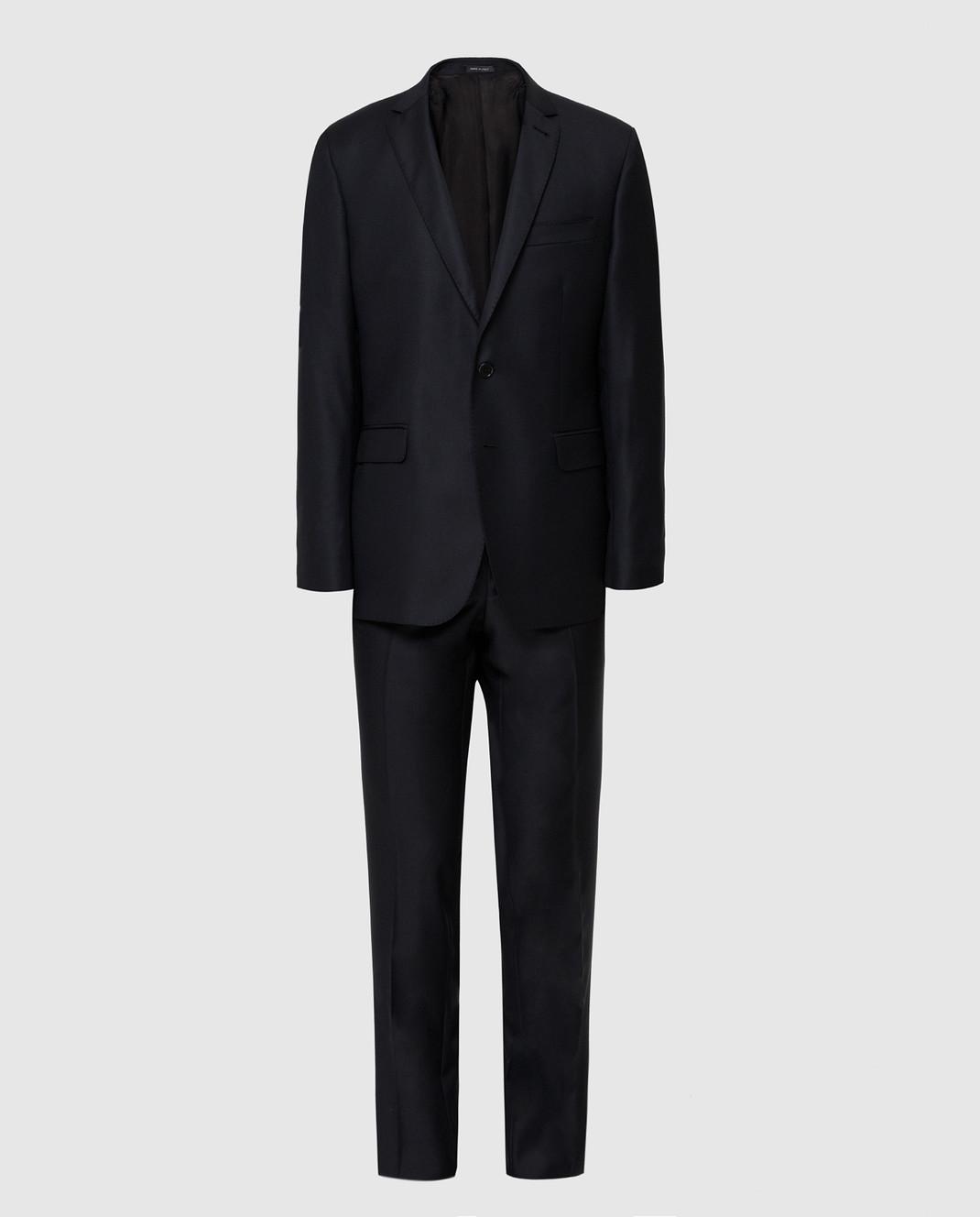 Fradi Темно-синий костюм 192AJ8005874