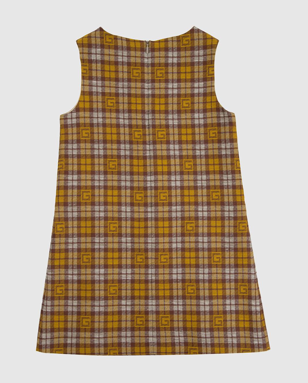 Gucci Детское платье изображение 2