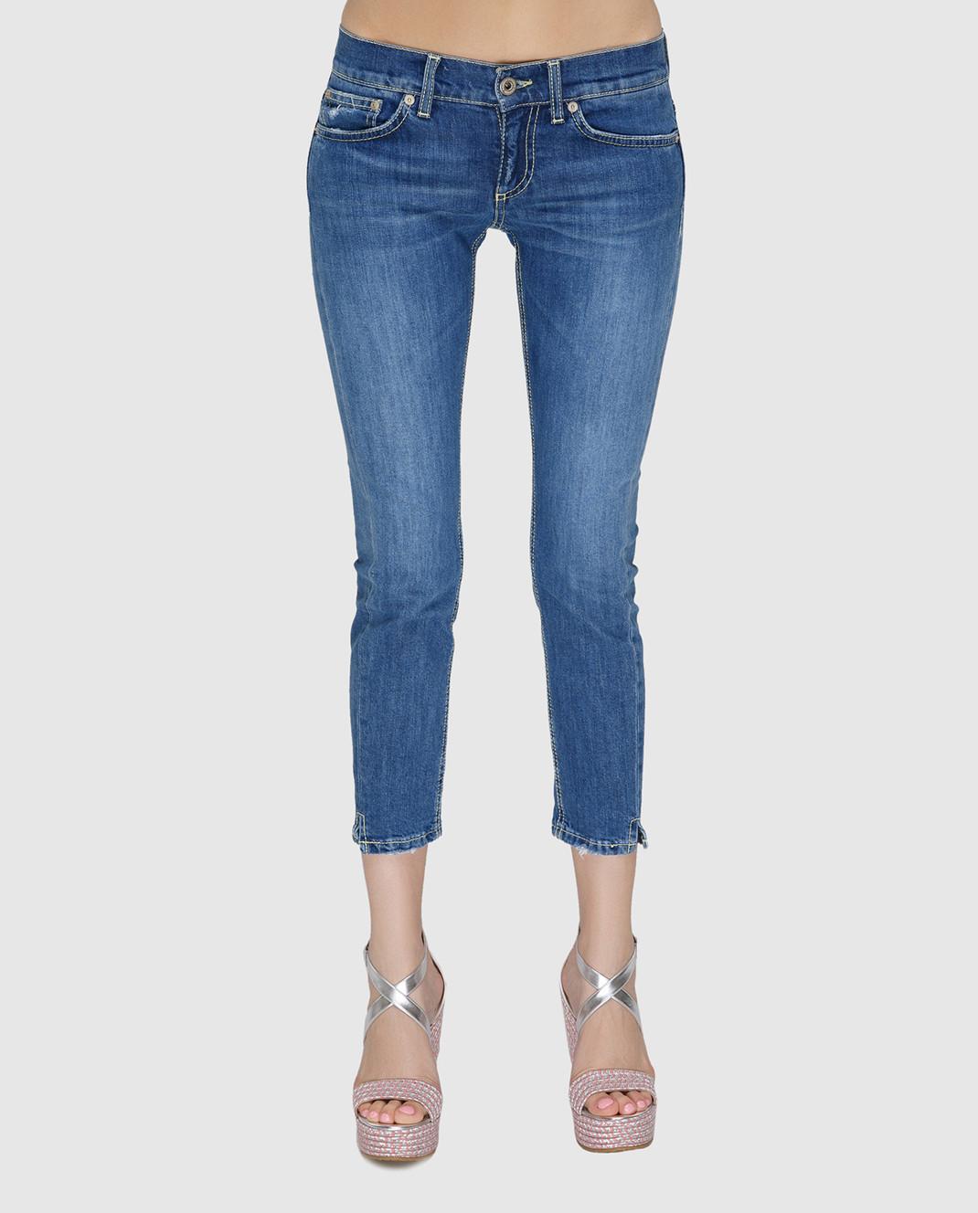 Dondup Синие джинсы P282 изображение 3