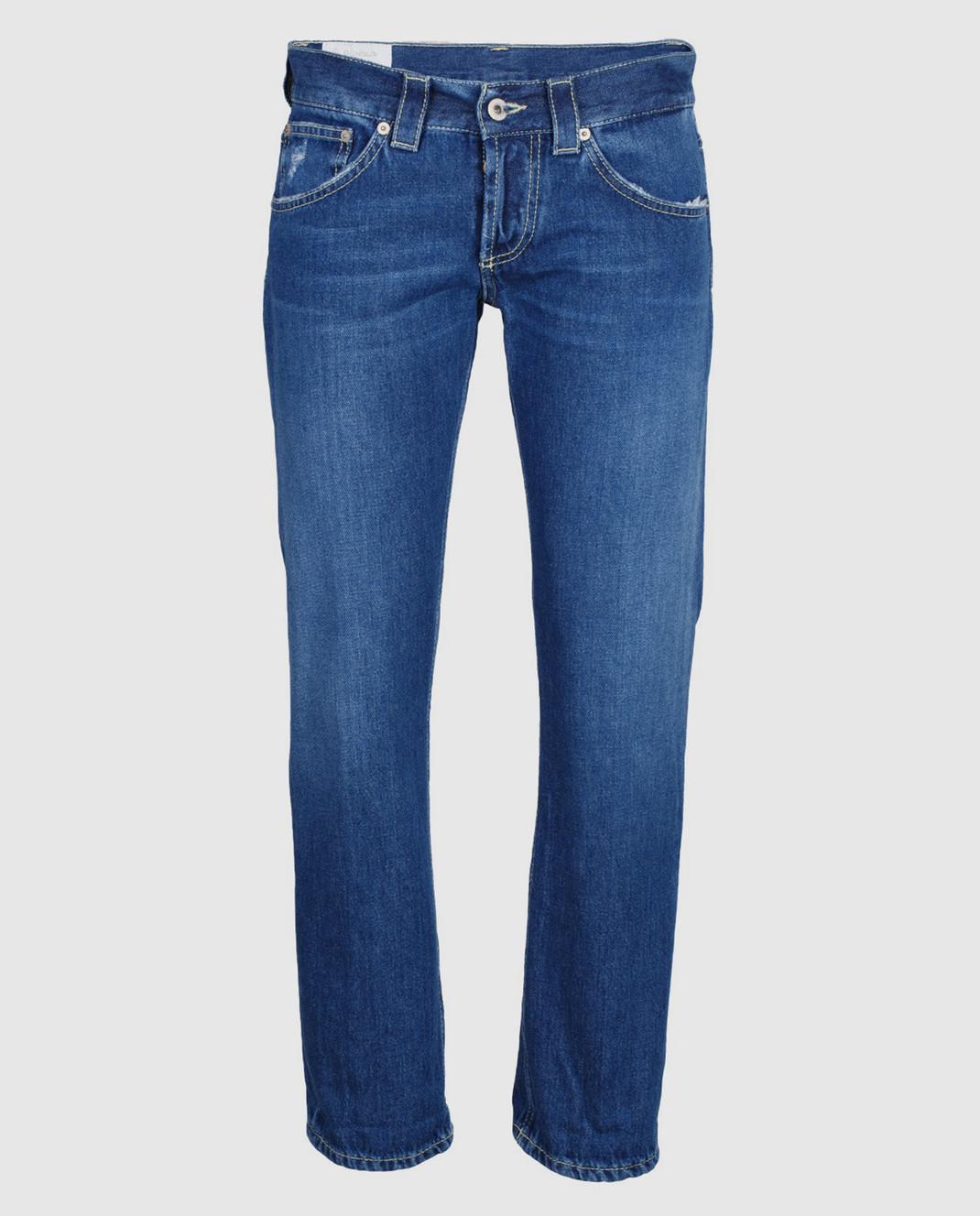 Dondup Синие джинсы P857DF142DO67