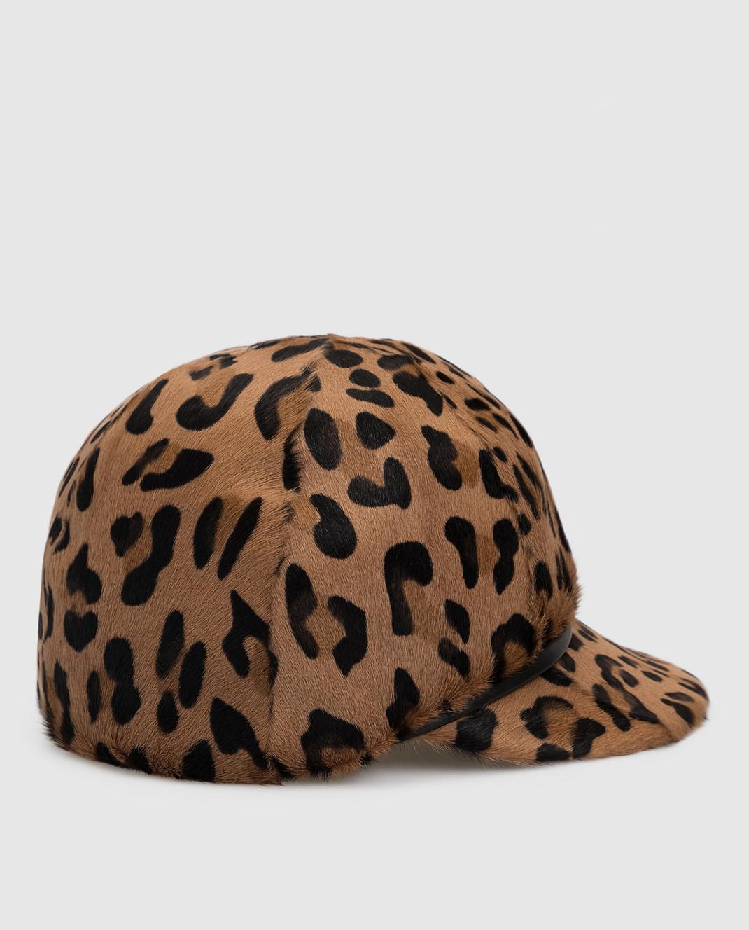 Simonetta Ravizza Бежевая шляпа изображение 3