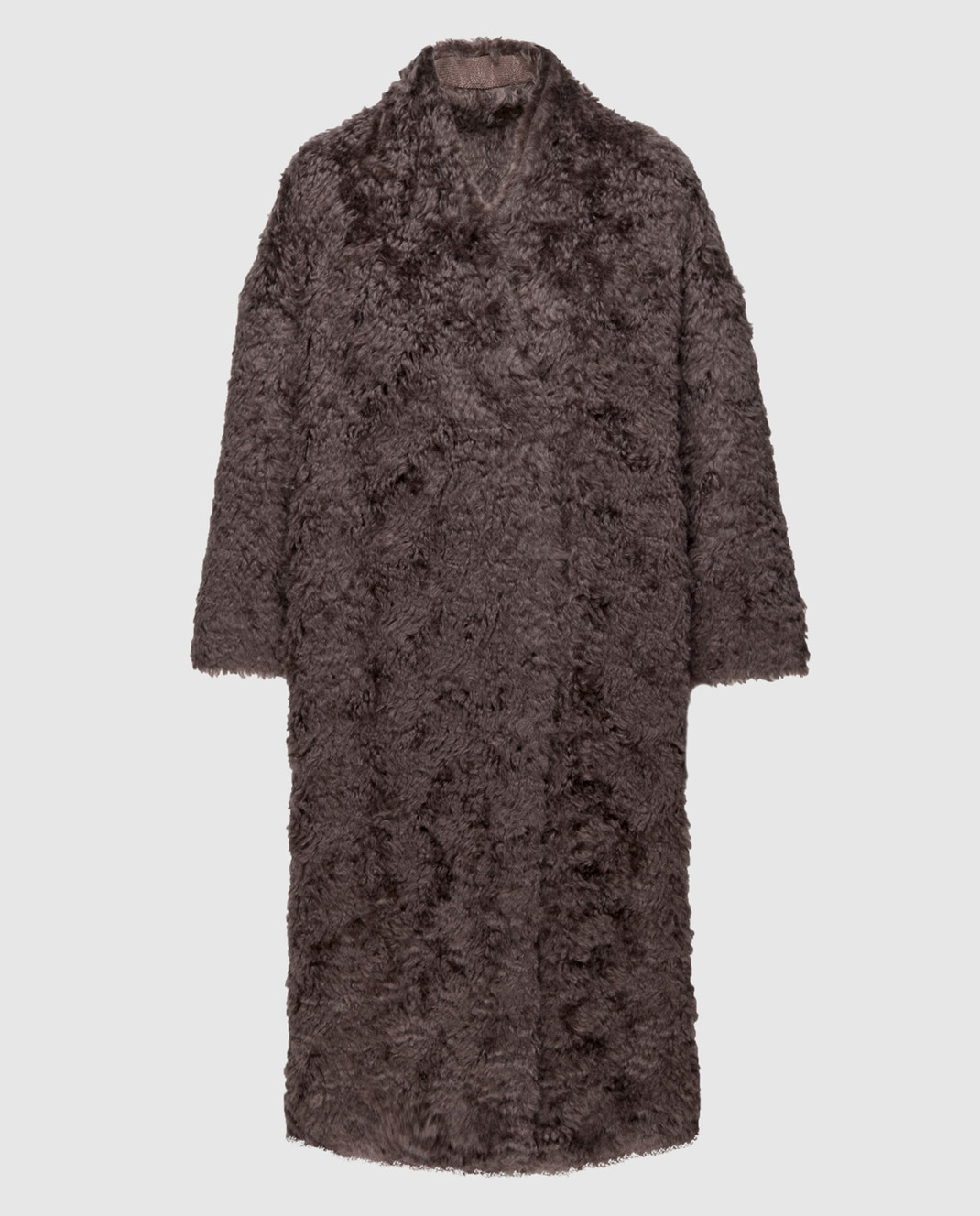 Brunello Cucinelli Двустороннее пальто MB5119241