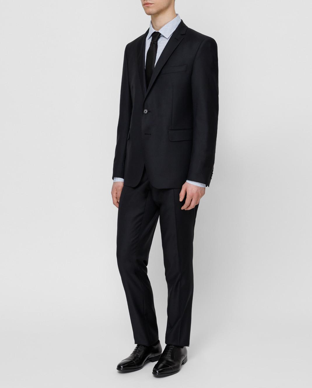 Fradi Темно-синий костюм 192AJ8005874 изображение 3