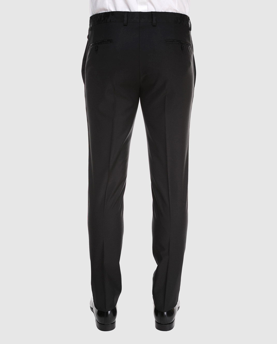 Billionaire Черные брюки изображение 4