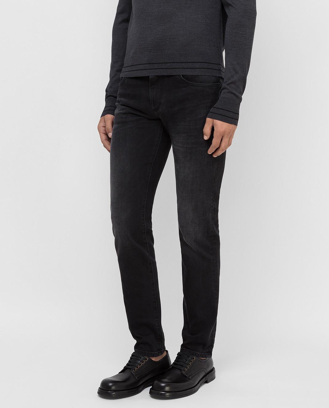 Dolce&Gabbana Черные джинсы изображение 3
