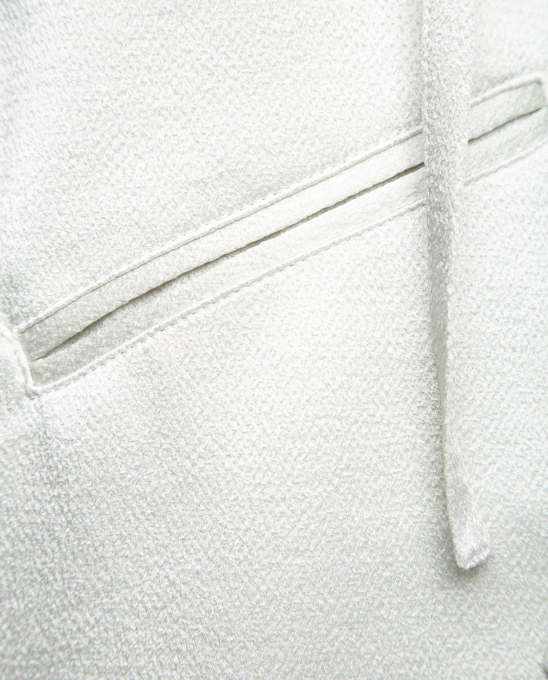 Valentino Светло-зеленая юбка PB0RA3K53H3 изображение 6