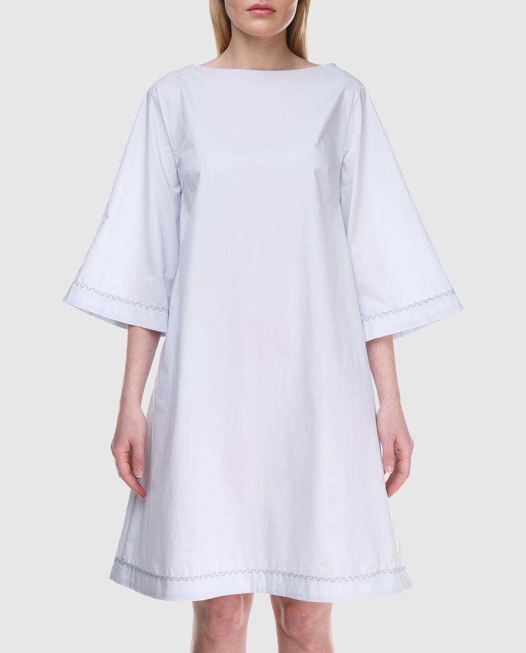 COLOMBO Белое платье  AB00269T0434 изображение 3