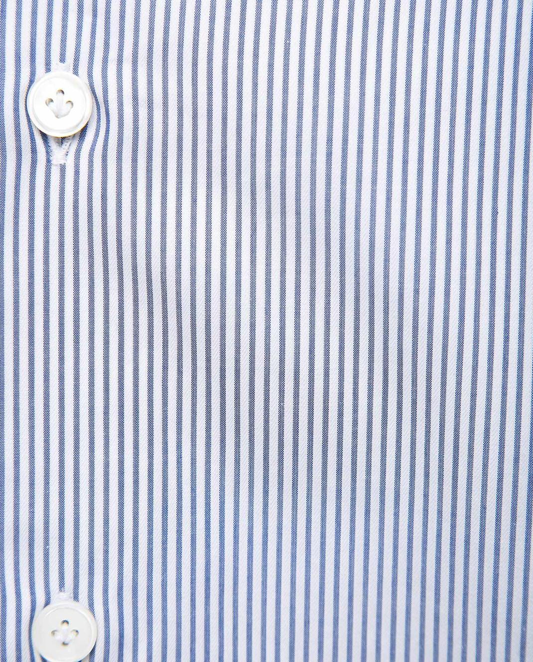 Eleventy Голубая рубашка 979CA0001CAM24003 изображение 5