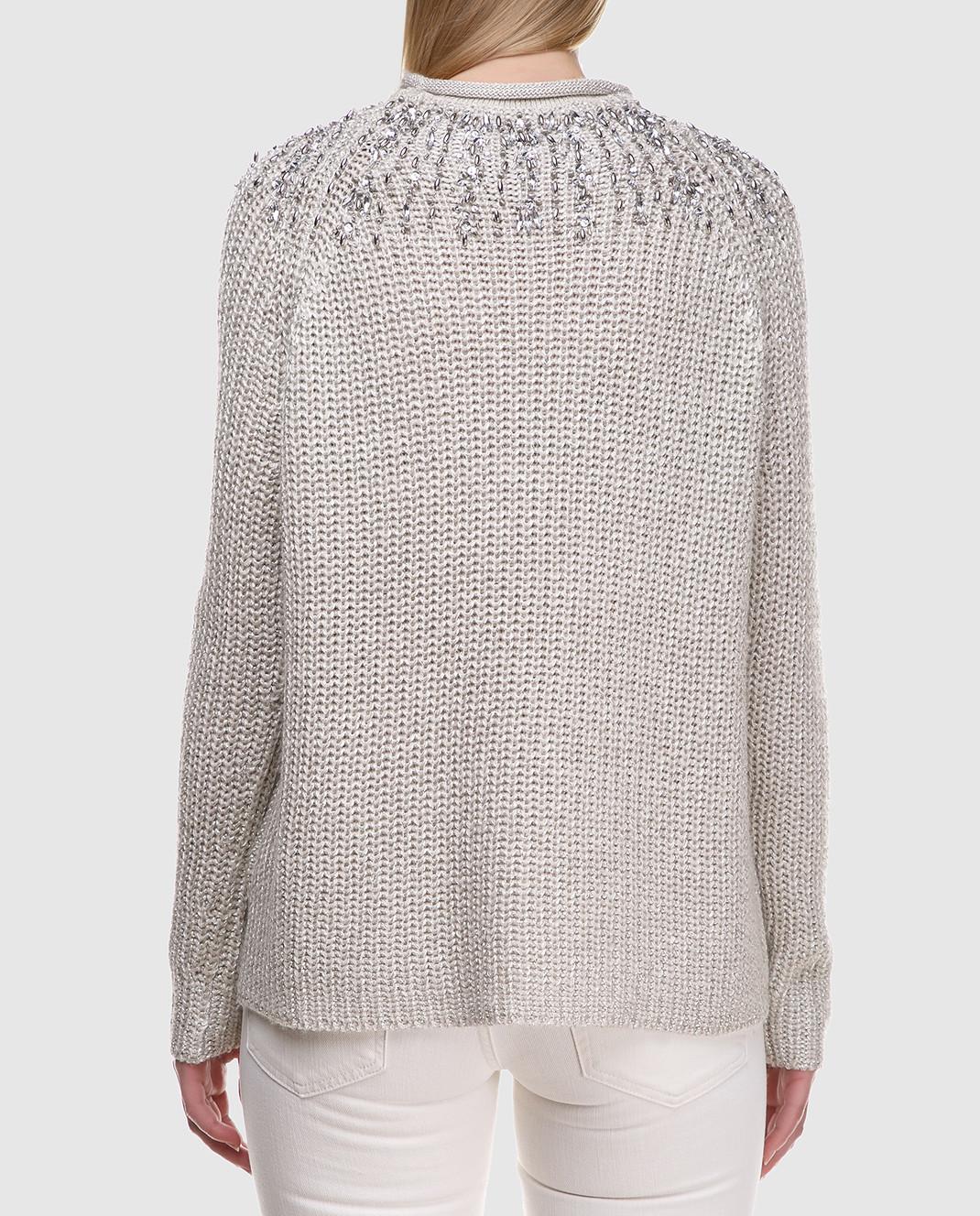 Ralph Lauren Светло-бежевый свитер 211684158 изображение 4