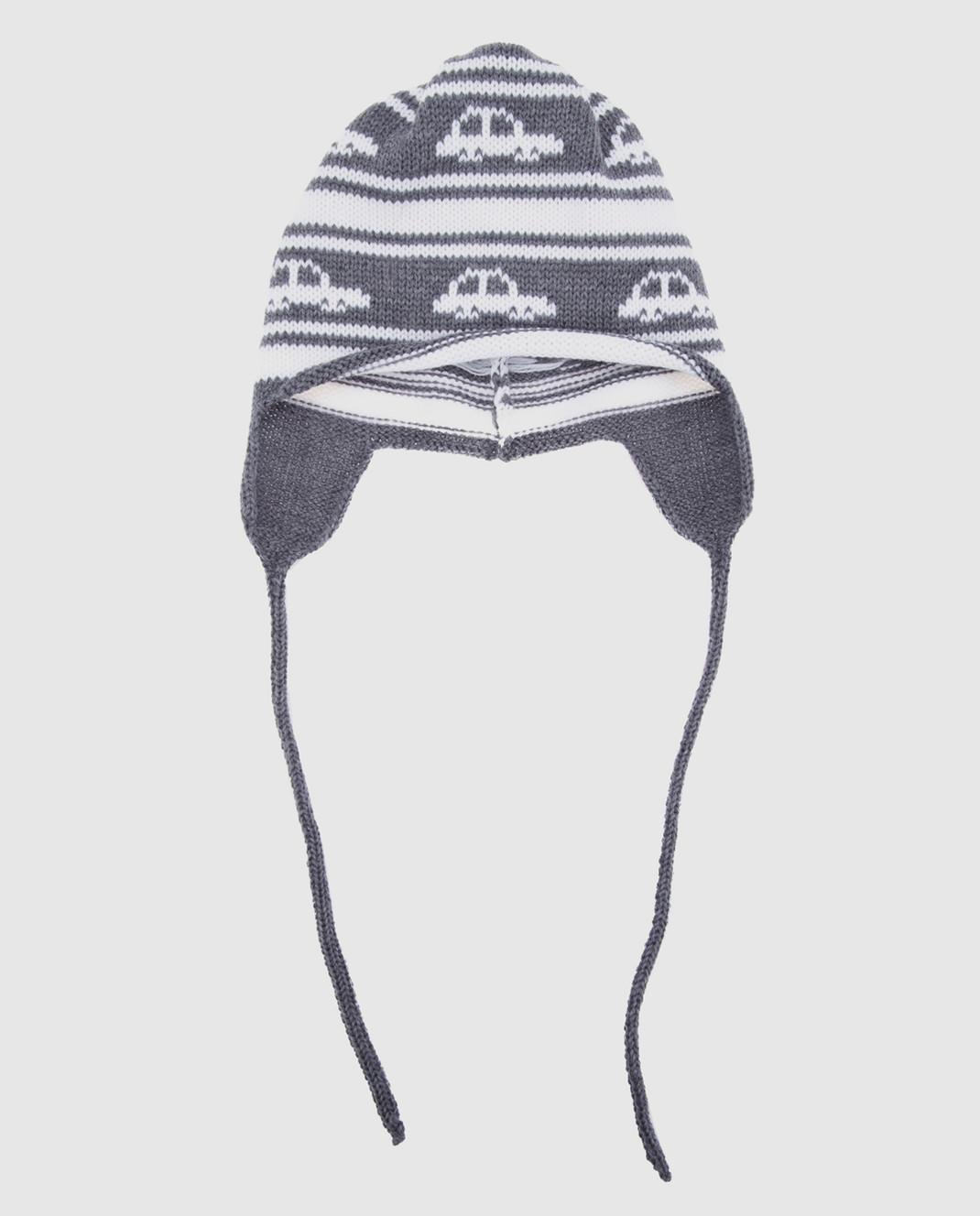 Catya Детская серая шапка 721583
