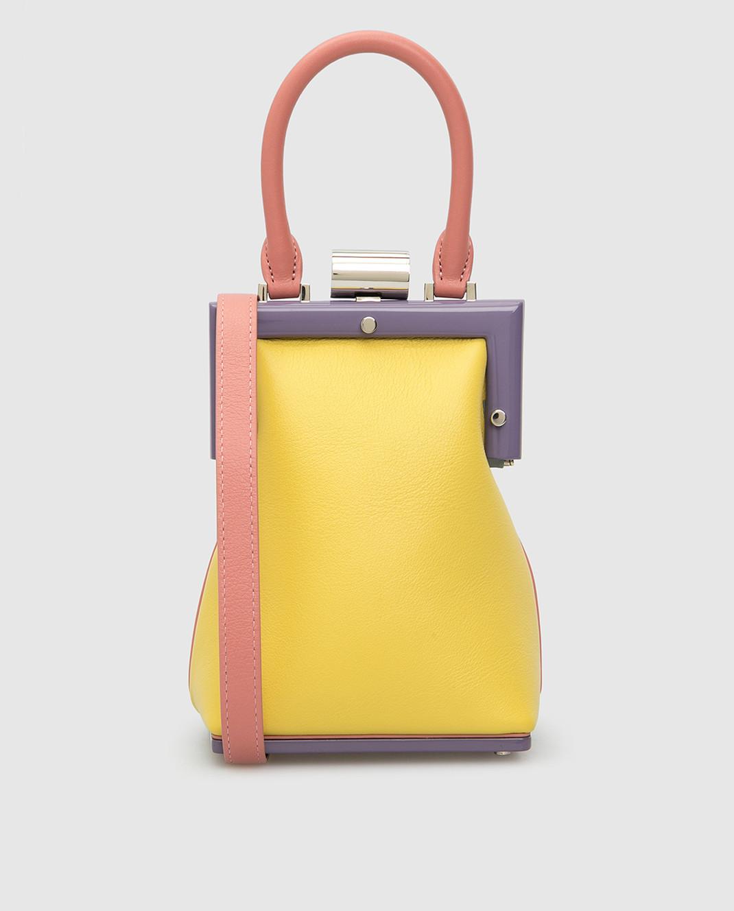 Perrin Кожаная сумка изображение 1