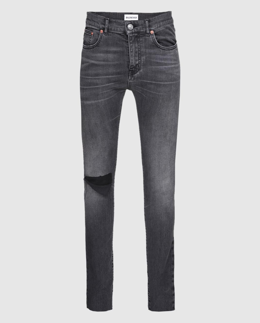 Balenciaga Серые джинсы изображение 1