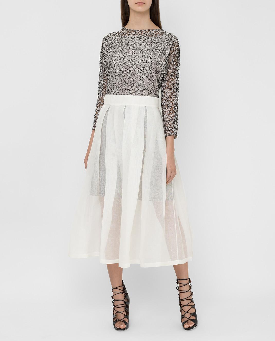 A la Russe Белое платье 172321 изображение 2