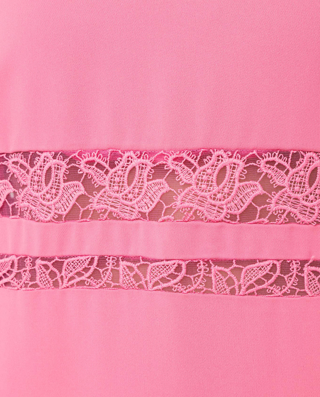 Ermanno Scervino Розовое платье изображение 5