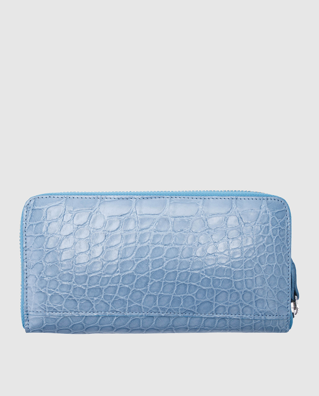 Bochicchio Голубой кожаный кошелек изображение 1