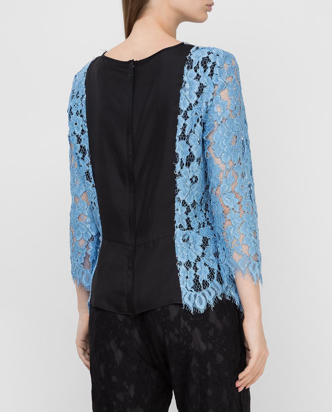 Marc Jacobs Голубая блуза M4005733 изображение 4