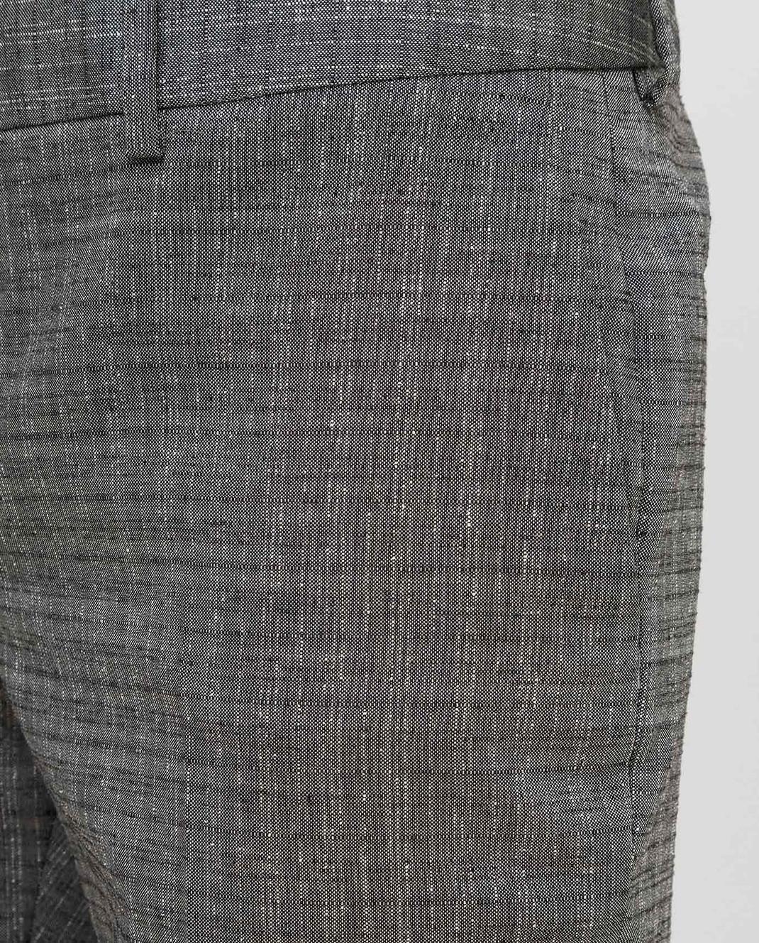 Saint Laurent Серые брюки из шерсти и мохера 502533Y083S изображение 5