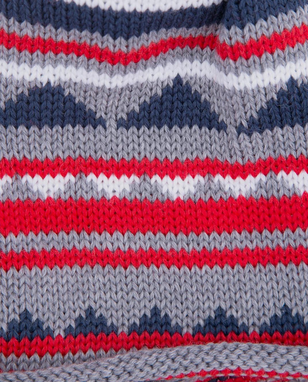 Catya Детская серая шапка изображение 3