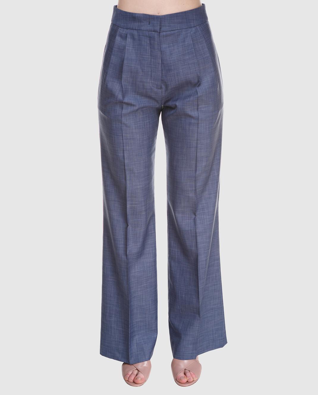 COLOMBO Синие брюки изображение 3