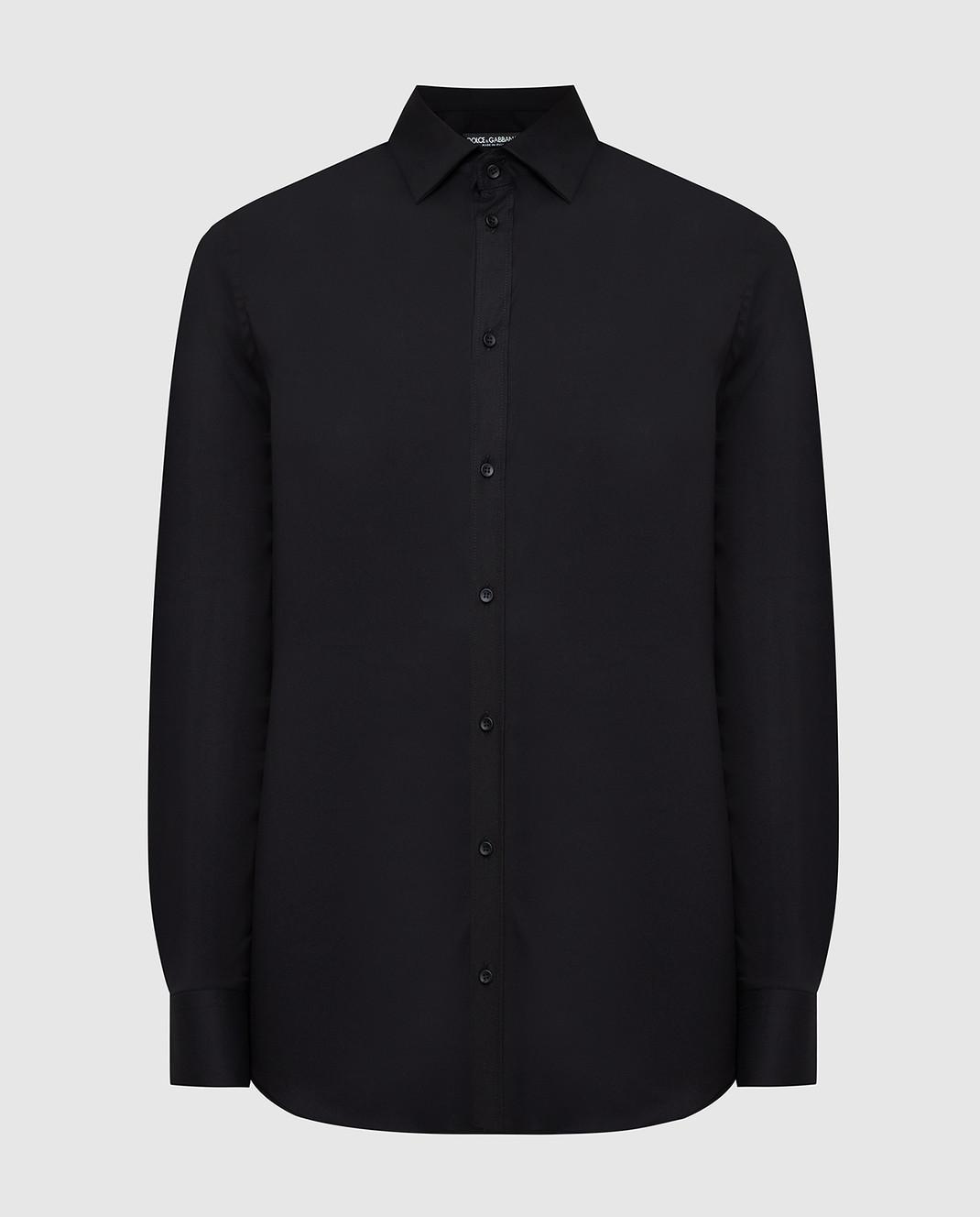 Dolce&Gabbana Черная рубашка изображение 1