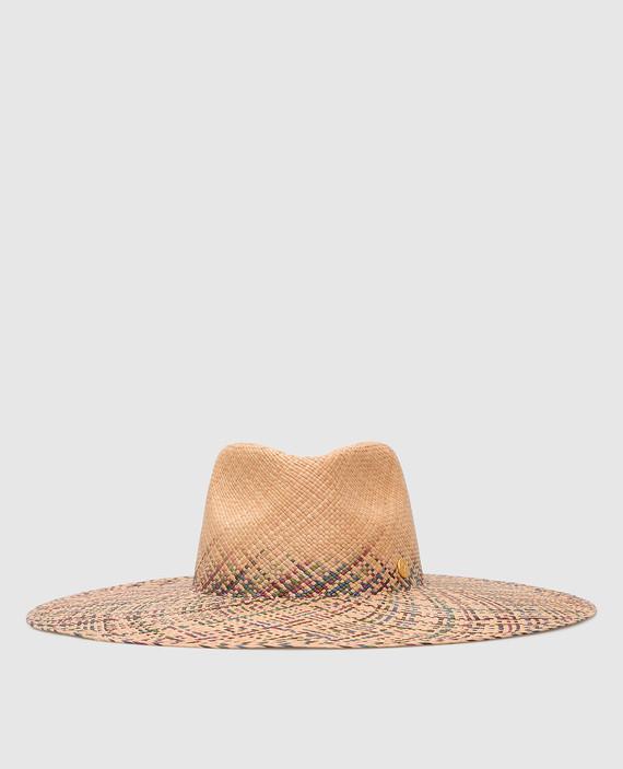 """Соломенная шляпа """"Alicia"""""""