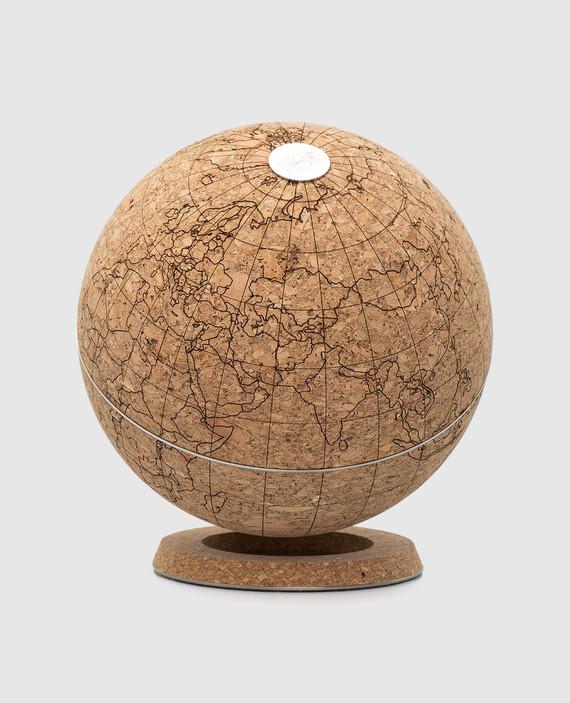 Бежевый глобус