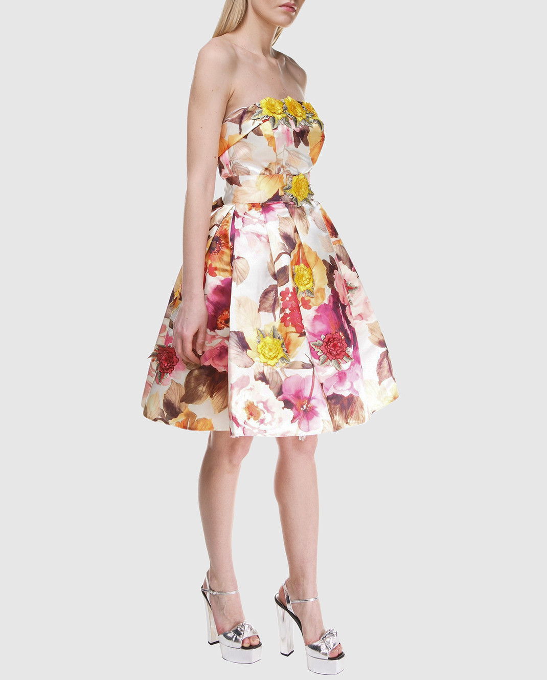 Philipp Plein Платье WRG0534 изображение 2